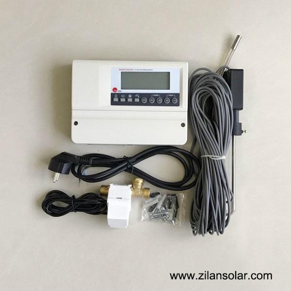 Non pressurized solar water heater controller-Solar